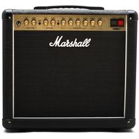 Marshall DSL20CR Tube Guitar Combo Amplifier, 20-Watt, 2-Channel, 1x12 W/Footswitch