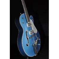Gretsch G6136T-59 LPB Lake Placid Blue Falcon Electric Guitar W/Ray Butts Pickups