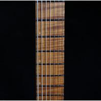 Jackson USA Mansoor Juggernaut HT7 Fm Amber Tiger Eye Guitar JMM1910713