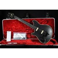EVH USA Wolfgang Lefty Stealth Black Guitar W/Hardshell Case Mint