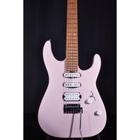 Charvel DK24  HSS Pro Mod 2PT MPL Shell Pink Electric Guitar