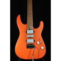 Charvel DK24  HSH Pro Mod 2PT MPL Satin Orange Crush Electric Guitar