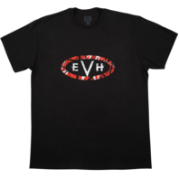 EVH Wolfgang Tee Shirt Black X-Large 912-9653-606