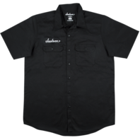 Jackson Logo Workshirt Black Small 299-9578-406