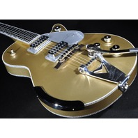 Gretsch G6134T Limited Edition Casino Gold Penguin Ebony Fretboard Electric Guitar