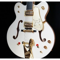 Gretsch G6136T-62 White Falcon W/Ray Butts Street Sounds Exclusive Guitar