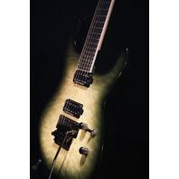 Jackson Pro Soloist SL2Q Alien Burst Guitar Mint 2018
