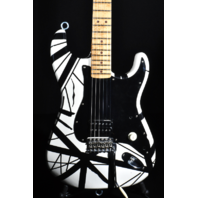 EVH '78 Eruption Electric Guitar 1 of 40 Limited Edition Black and White W/Hardshell