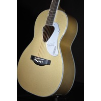 Gretsch G5021E Lmt Ed Casino Gold Rancher Penguin Acoustic Electric Guitar