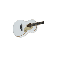 Gretsch G5021WPE White Penguin Rancher Acoustic Electric Guitar