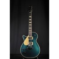 Gretsch G6228LH Lefty Players Edition Jet  Cadillac Green Guitar Mint 2018