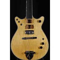 Gretsch G6131-MY Malcolm Young Signature Jet Guitar Natural 2018