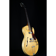 Epiphone E-451TDN Original 1961 Double Natural Sorrento Guitar One Owner