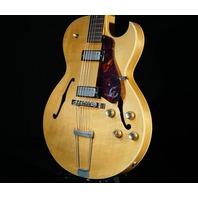 Epiphone E-451TDN Original 1961 Double Natural Sorrento Guitar One Owner