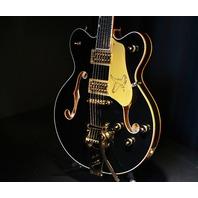 Gretsch G6636T Center Block Black Falcon Guitar Players Edition W/Hardshell