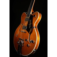 Gretsch G6620T Center Block Nashville  Round-Up Orange W/Hardshell