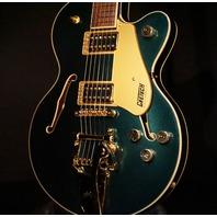 Gretsch G5655TG Electromatic CB Jr. w/Bigsby Cadillac Green Guitar CYGC18110047