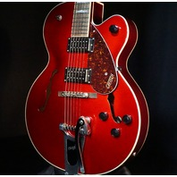 Gretsch G2420T Streamliner with Bigsby Candy Apple Red Guitar (In Stock)