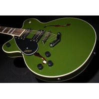 Gretsch G2622LH Streamliner Center Block V-Stoptail Left-Handed Torino Green Guitar