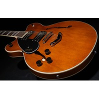 Gretsch G2622LH Streamliner Center Block V-Stoptail Left-Handed Single Barrel Stain Guitar