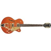 Gretsch G5655TG Electromatic CB Jr. Orange Stain Guitar (In Stock)