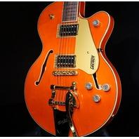 Gretsch G5655TG Electromatic CB Jr. Orange Stain Guitar CYGC18110174