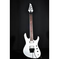 Jackson Broderick Pro Soloist SL6 Snow White Guitar Mint