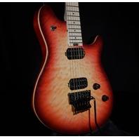 EVH Wolfgang Standard Quilt Maple Mango Burst Guitar
