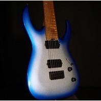 Jackson Pro Series Signature Misha Mansoor Juggernaut HT7 Blue Sky Burst Guitar