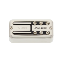 TV Jones Paul Yandell Duo Tron Universal Mount Nickel Bridge Pickup PYB-UVNKL