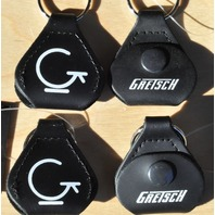 Gretsch Keychain Pick Holder (Quantity 4 ) Pn: 9223003000