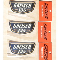 Gretsch 135Th Anniversary Sticker (Quantity 3) PN: 9227857135