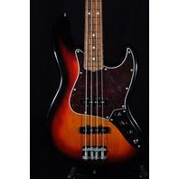 Fender Classic Series 60's J Bass PF 3-TSB Lacquer Finish W/Hardshell Case