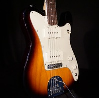 Fender Ltd Edition Jazz Tele Guitar 2-Tone Sunburst  W/Hardshell Case