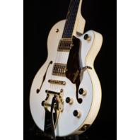 Gretsch G6659TG  White Broadkaster Jr Guitar Mint 2018