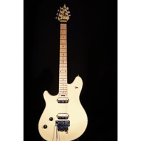 EVH USA Wolfgang Lefty Vintage White Guitar WG07674A
