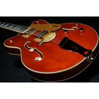 Gretsch G5422G-12  Walnut W/Gold Hardware 12 String Guitar Mint