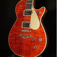 Gretsch G6228FM Players Edition Jet BT Crimson Stain Guitar JT18124995