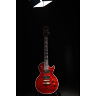 Epiphone Les Pul Custom Prophecy Guitar Hardshell Included