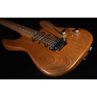 Charvel Custom Shop Signature Guthrie Govan HSH Caramelized Ash Guitar GG19001862