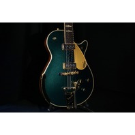 Gretsch G6128T-57VS Cadillac Green Vintage Select Duo Jet Guitar