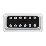 Tv Jones Classic Plus DeArmond Mount Chrome Guitar Pickup FTP-DACHM