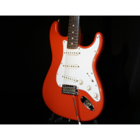 Fender USA Stratocaster Fiesta Red Lmt. Ed. With Matching Headstock