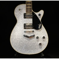 Gretsch G6229 PE Players Edition Silver Jet BT W/Stoptail Guitar