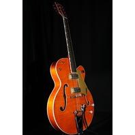 Gretsch G6120SSU-BSNV Brian Setzer Nashville Flame Guitar Mint 2018