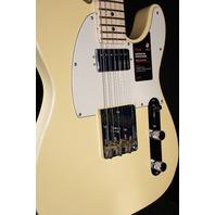 Fender American Performer Telecaster Humbucker Vintage White Guitar