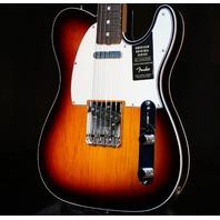 Fender American Original 60's Telecaster 3-Tone Sunburst 2018 W/Hardshell