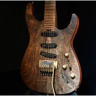 Jackson USA Custom PC1 Phil Collen Signature Signed Lmt Ed Claro Walnut Guitar