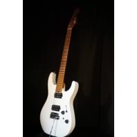 Charvel USA Select DK24 Snow White HH 2PT CM Guitar UC180716