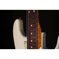 Fender Limited '59 Special Journeyman Relic Aged Olympic White Custom Guitar